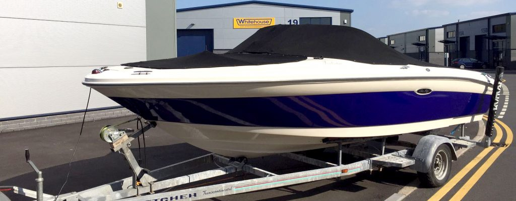 Sea Ray Speedboat: Hexis Wrap