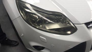 Ford Focus: Headlight Tint