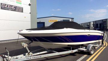 Sea Ray Speedboat: Hexis Wrap